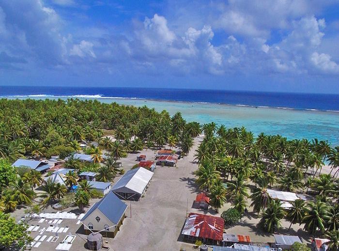 Ishulli që banohet vetëm nga 62 persona, nuk e përdorin paranë