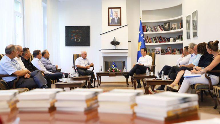 MKRS dhuron libra për institucionet shqiptare të kulturës në Luginën e Preshevës