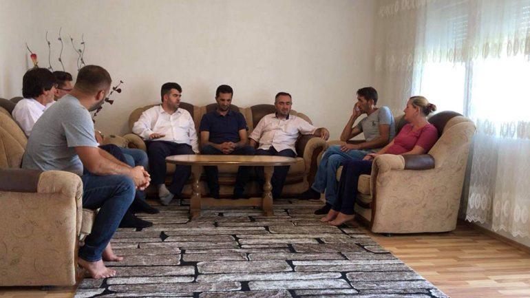 Në prag të Kurban Bajramit familja e Naser Veselit nga fshati Pidiq me shtëpi të re