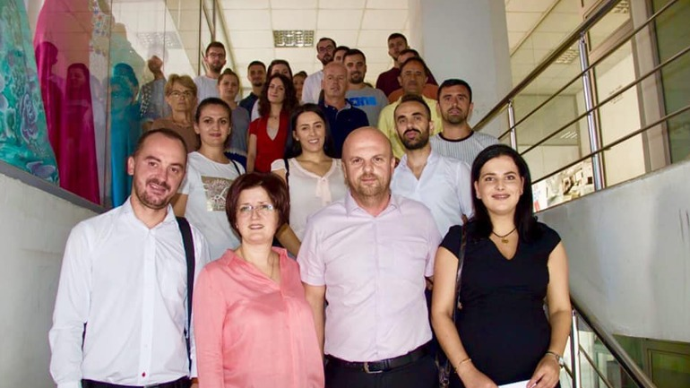 Baftiu: PSD-së, në Gjilan po i bashkohen intelektualë e profesionistë të ndryshëm