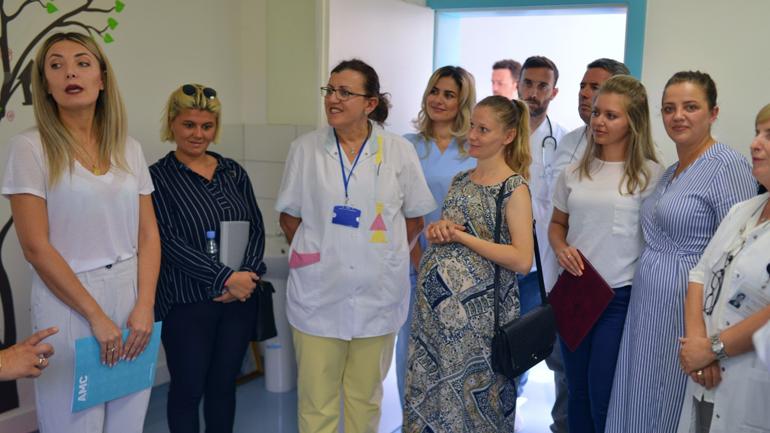 Kamenicë: Hapet klasa këshilluese për gratë shtatëzëna