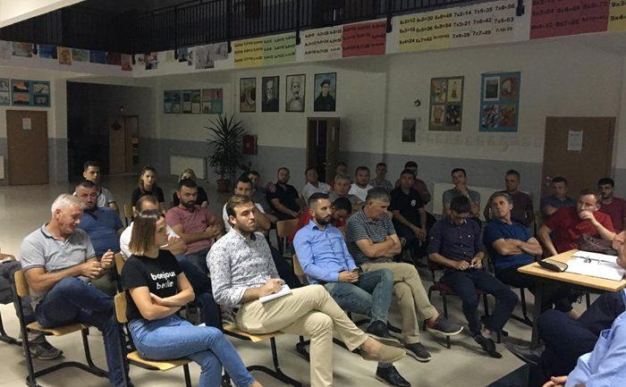 Vazhdojnë diskutimet për buxhetin në Sadovinë e Jerlive dhe Sllatinë e Epërme