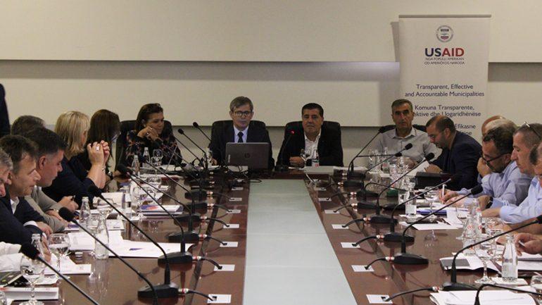 USAID TEAM: Gjilani duhet të ndihet krenar me të arriturat në 6-mujorin e punës