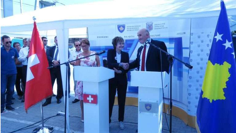 Kryetari i Vitisë uron popullin zviceran në Ditën Kombëtare të Zvicrës