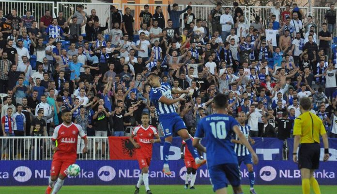 Prishtina fiton në minutat e fundit, SC Gjilani kryeson në Superligë