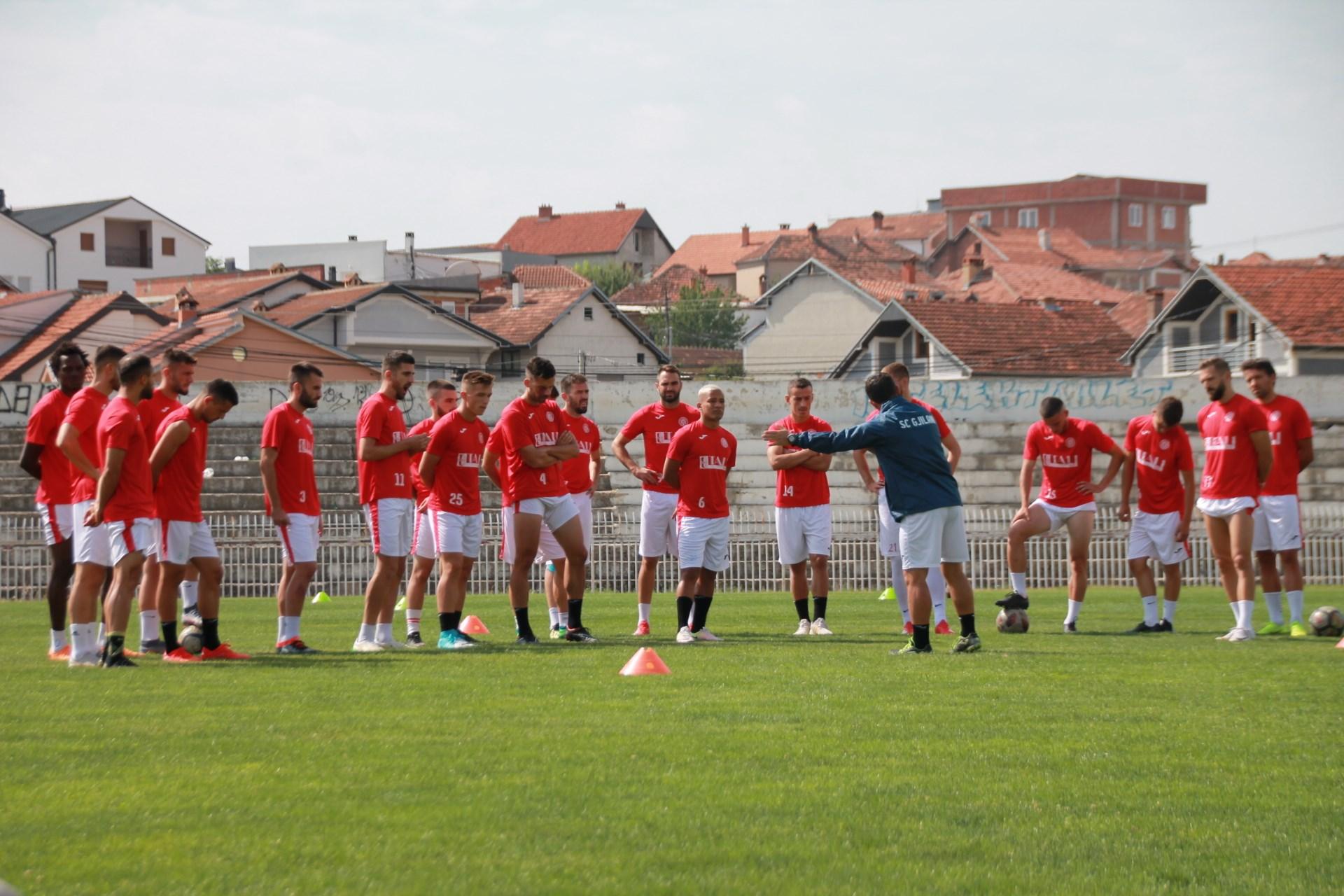 Nesër sfidat e Gjilanit dhe Dritës, klubet gjilanase hyjnë për fitore