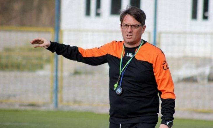 Munishi komenton ndeshjen Gjilani-Ballkani, flet për kartonin e kuq ndaj tij