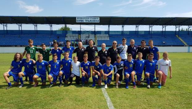 Kosova U15 fiton bindshëm ndaj Taxhakistanin