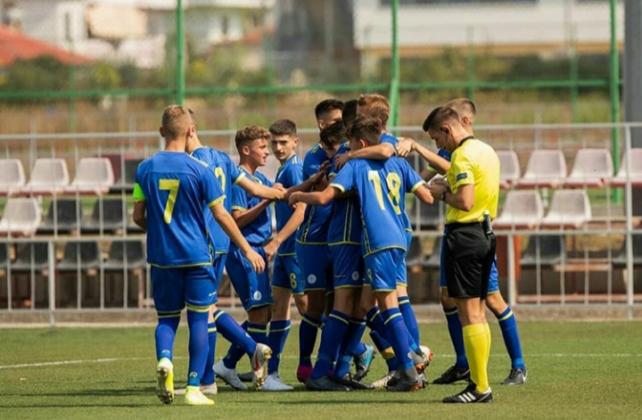 Kosova U15 shënon fitoren e dytë në turneun e UEFA-s, mposht bindshëm Estoninë