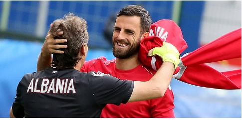 Mavraj nuk është më kapiten i Shqipërisë, flet trajneri