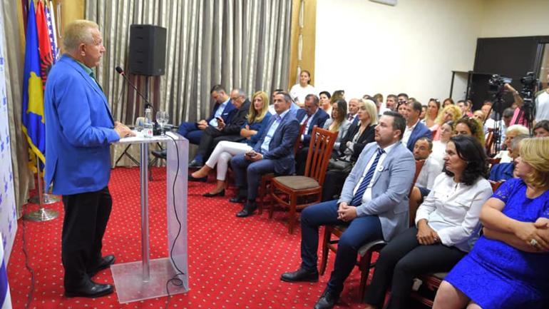 Pacolli: Gjilani do të mbetet një bastion i fortë i AKR-së