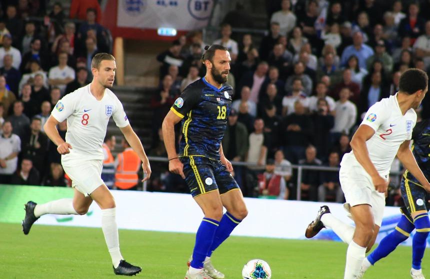 Kosova pëson humbje nga Anglia, por thyen një rekord për të mirë