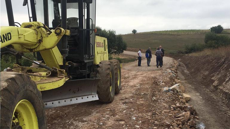 Ka filluar asfaltimi i rrugës Tërstenik-Komogllavë