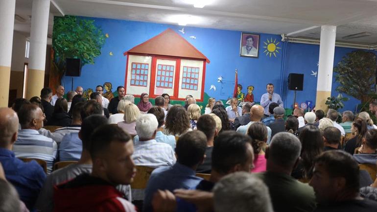 Vetëvendosje: Bresalci u bashkua në karvanin e ndryshimit