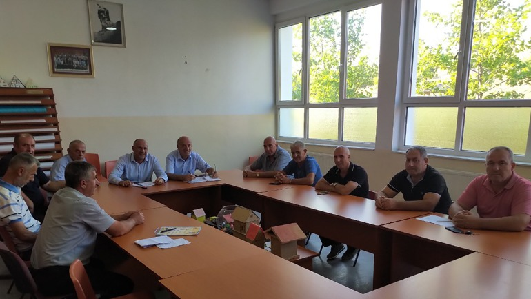 Gjilani vazhdon dëgjimet buxhetore në Malishevë dhe Përlepnicë