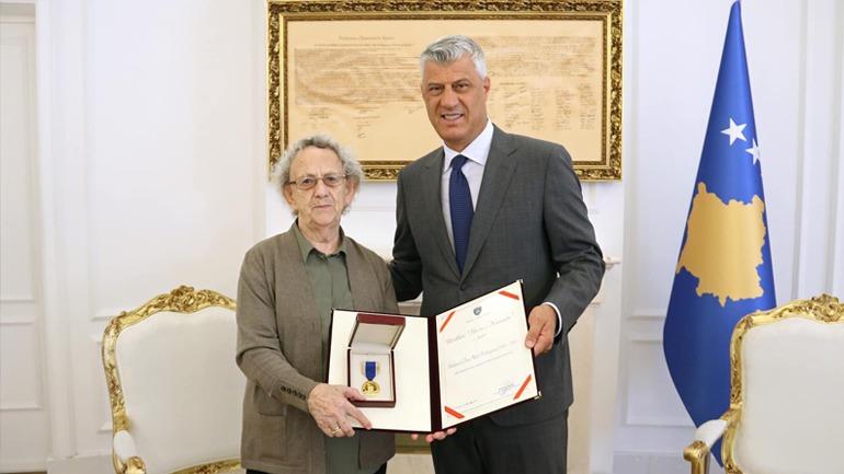"""Dekorohen me Urdhrin """"Hero i Kosovës"""" të rënët në mbrojtje të tokave shqiptare gjatë Luftës së Dytë Botërore"""