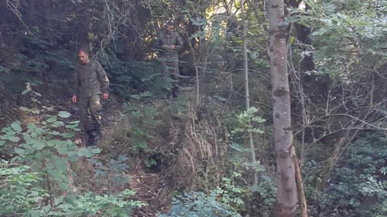 Kompania e Kërkim Shpëtimit e Gardës Kombëtare, në aksion për gjetjen e një qytetari të zhdukur