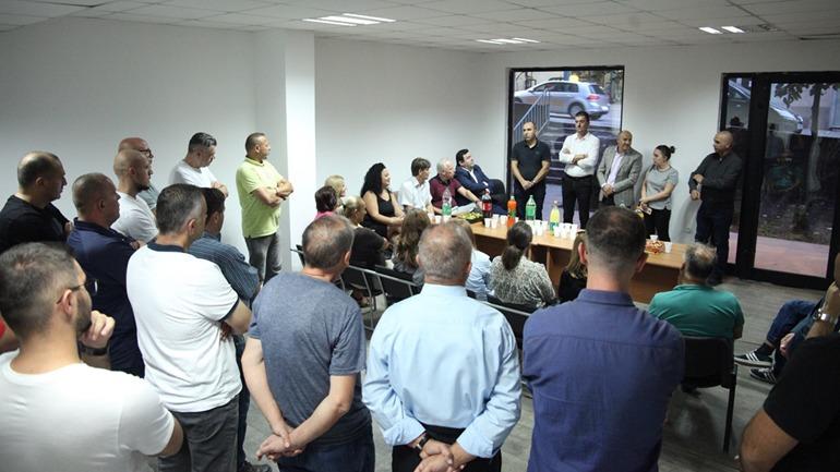 """LDK: Strukturat e LDK'së në """"Iliria"""" të Gjilanit konfirmojnë unitetin dhe mobilizimin për zgjedhjet e 6 tetorit"""