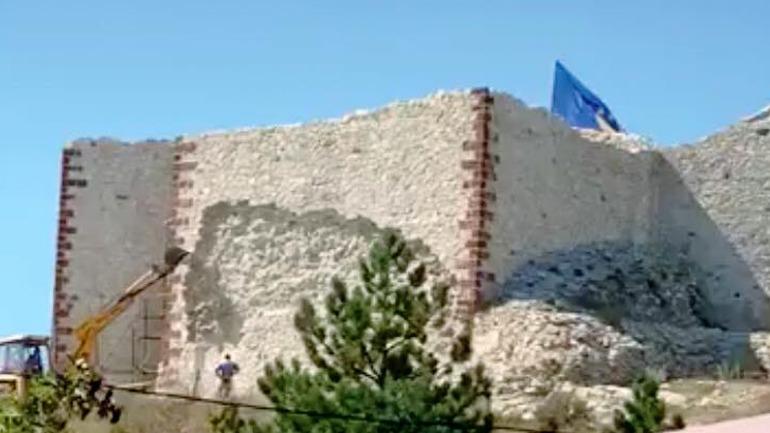 Lajmi rreth ndërhyrjes me ekskavator në Kalanë e Artanës shumë shqetësues