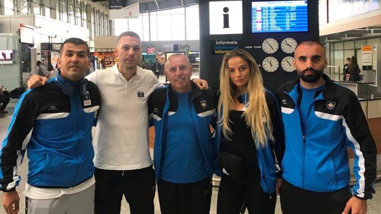 Kombëtarja e Kosovës në Karate udhëtoi sot drejt Japonisë