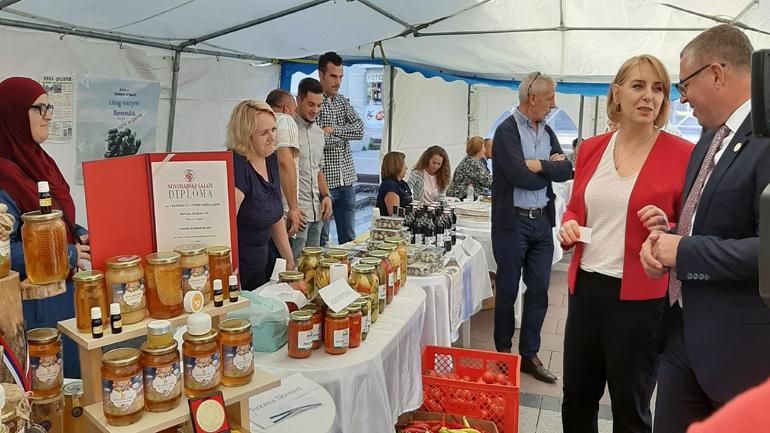 Gjilani nikoqir edhe i një panairi, pjesëmarrës biznese nga Dragashi, Shtërpca e Vitia