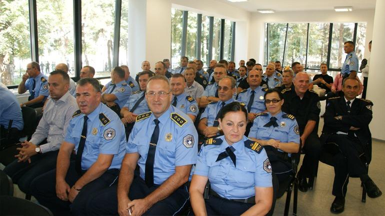 Akademi solemne për njëzetvjetorin e themelimit të Policisë së Kosovës