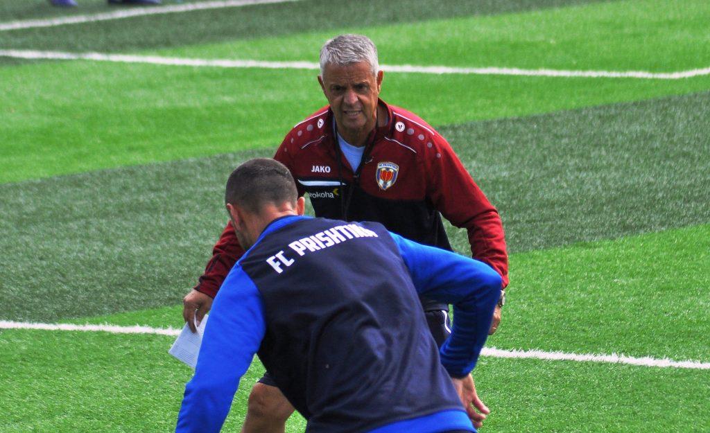 Sot Prishtina – Llapi, Sokoli kërkon fitore në ndeshjen e parë
