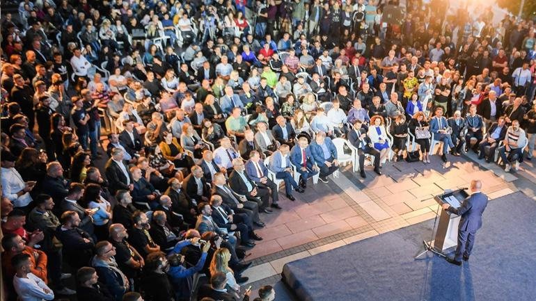 AAK-PSD: Nga tubimi më Gjilan, e kuptuam si do të jetë rezultati i 6 tetorit