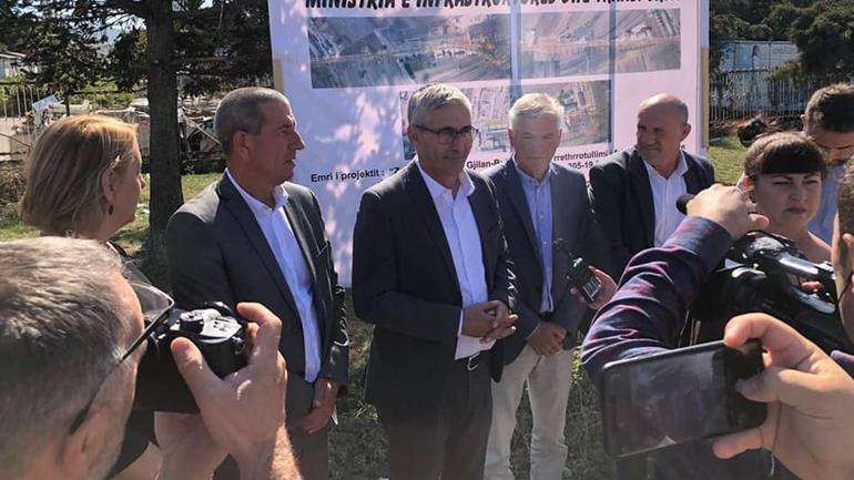 Kadriu: Gjilani po shndërrohet në qytet modern