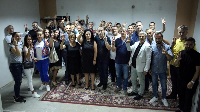 U hap zyra e nënshtabit të LDK në Zabel, vlerësohet si nëndegë motivuese