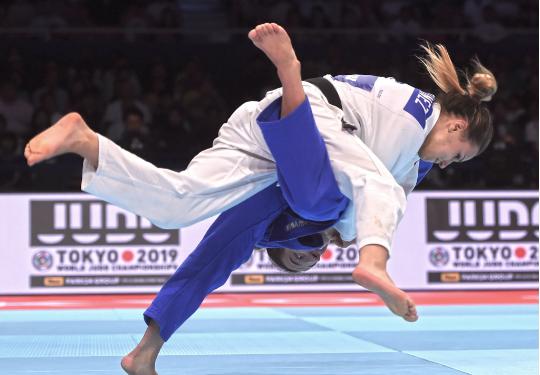 """Kosova me tre xhudistë në """"World Judo Masters"""", zhvillohet në Kinë"""