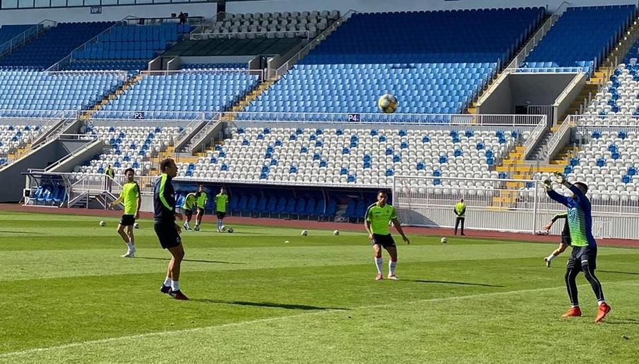 """Gjibraltari mbyll përgatitjet për sfidën ndaj Kosovës në """"Fadil Vokrri"""""""