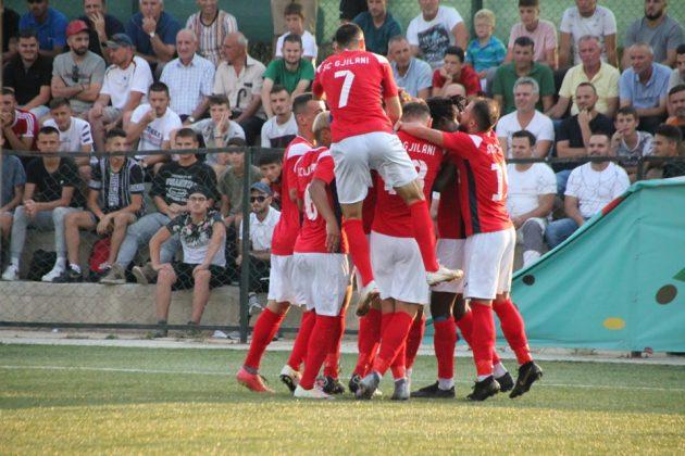 Rezultatet në ndeshjet e DigitAlb Kupës së Kosovës, katër takime shkojnë në vazhdime