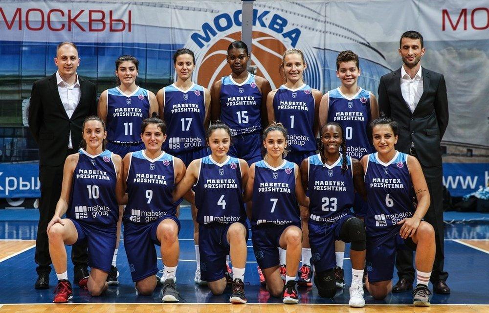 Vashat e KB Mabetex Prishtina zhvillojnë ndeshje ndërkombëtare në Rusi