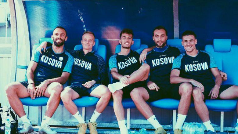 Atmosferë fantastike te Kosova, Hadergjonaj: Më shumë se bashkëlojtarë, jemi familje