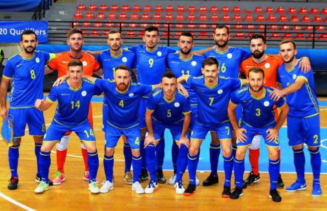 """Shorti për """"Euro 2022"""", Kosova në futsall në grup me Gjermaninë"""