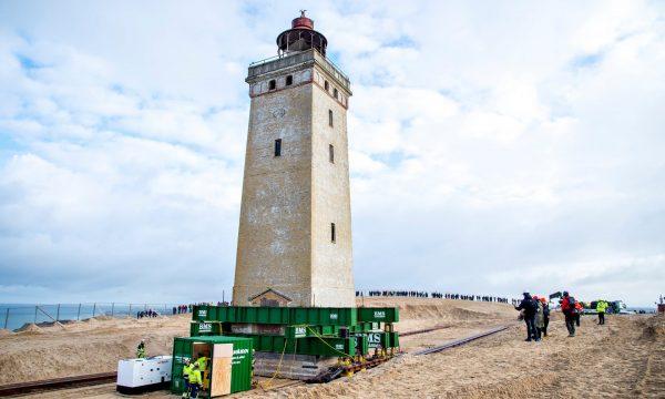 Danimarka zhvendos me rrota kullën bregdetare