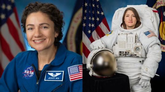 NASA dërgon për herë të parë në hapësirë një ekuipazh femrash