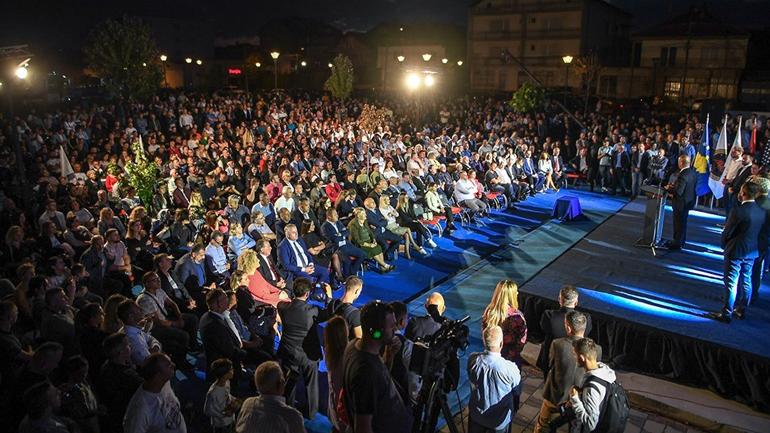 AAK-PSD: Gjilani pas aq shumë vitesh, e gjenë adresën; 100% KOSOVË