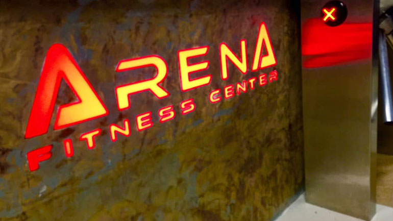 """""""Arena Fitness Center"""" tani në hapësira të reja"""