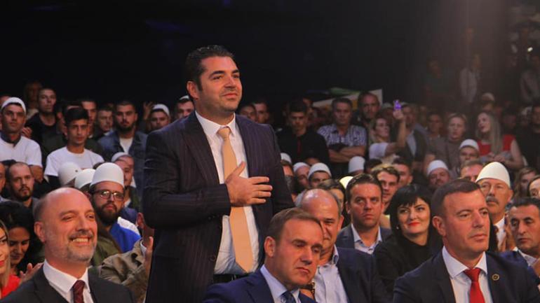 Hasani: Votojeni koalicionin me listën më të mirë, votojeni koalicionin AAK-PSD