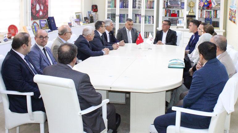 Kryetari i Gjilanit dhe Drejtori i Arsimit në Bursa instensifikojnë bashkëpunimin