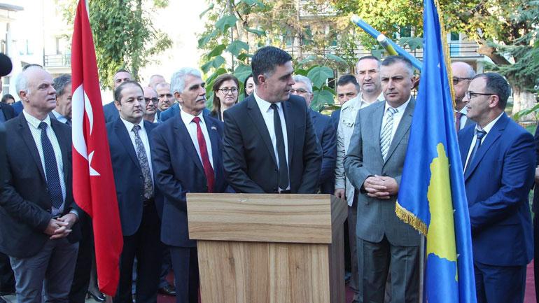 Drejtori i Arsimit në Bursa vizitoi Gjilanin