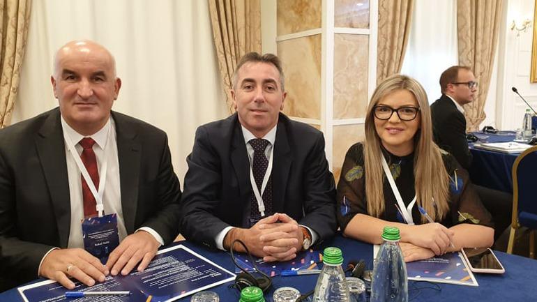 Kryetari i Vitisë, Sokol Haliti po merr pjesë në konferencën e dytë rajonale për Ballkanin Perëndimor