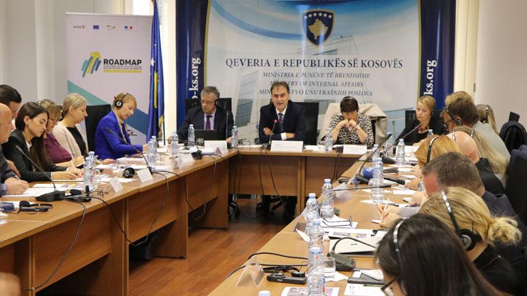 Në MPB u bë prezantimi për strategjinë për Armë të Vogla dhe të Lehta