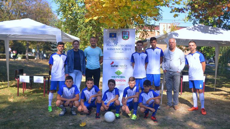 Komuna e Kamenicës dhe Komiteti Olimpik i Kosovës, organizuan Panairin e Sportit 2019