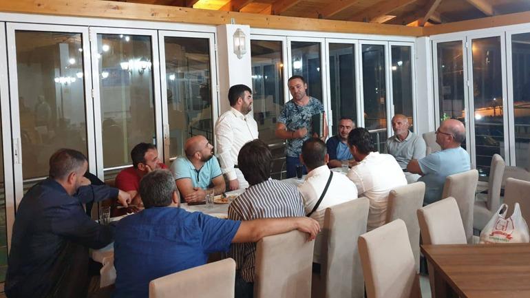 """Kompleksi """"Gjilani"""" në Ksamil nikoqir i punëtorëve të KBI-së në Gjilan"""