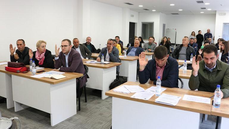 Kuvendi Komunal i Kamenicës miraton buxhetin për vitin 2020