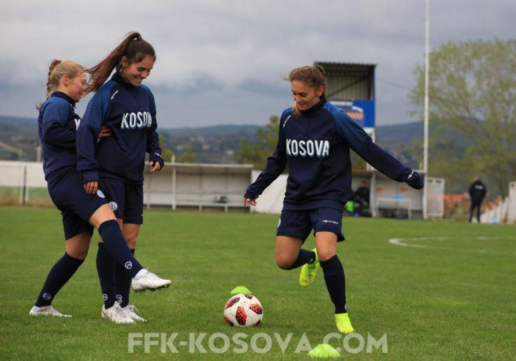 Vashat e Kosovës stërvitje intensive për duelin me Estoninë