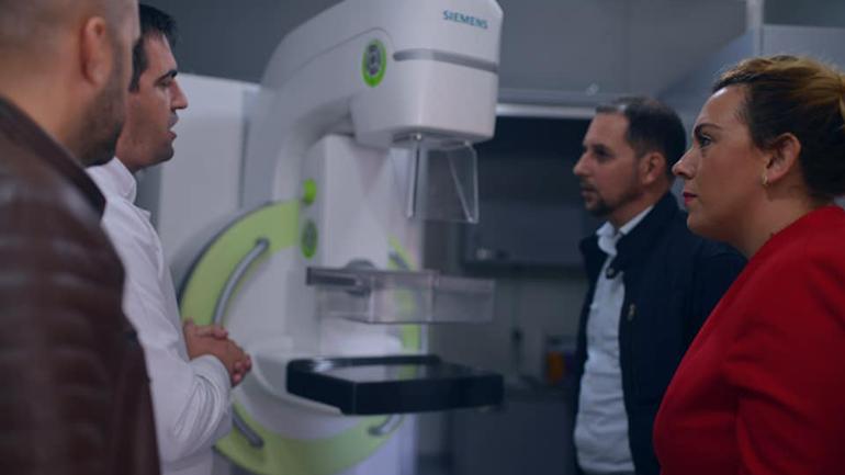 Rreth 30 gra nga Kamenica, bëjnë ekzaminimin në mamografin mobil